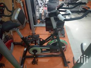Spinning Exercise Bike a Fitness | Sports Equipment for sale in Lagos State, Surulere