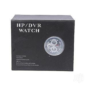 HD 8 GB Watch DVR Video Pinhole Hidden Camera   Security & Surveillance for sale in Lagos State, Ikeja