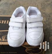 Kiddies White Canvas. | Children's Shoes for sale in Lagos State
