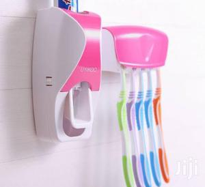 Toothpaste Dispenser With Brush Holder | Home Accessories for sale in Lagos State, Lagos Island (Eko)