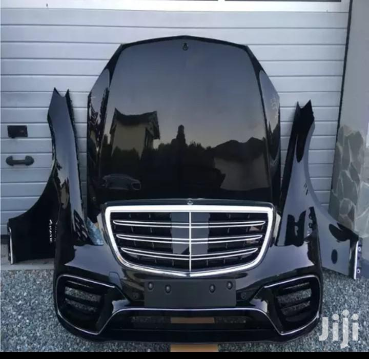 Mercedes Benz Upgrade Body Kit Maybach 2018