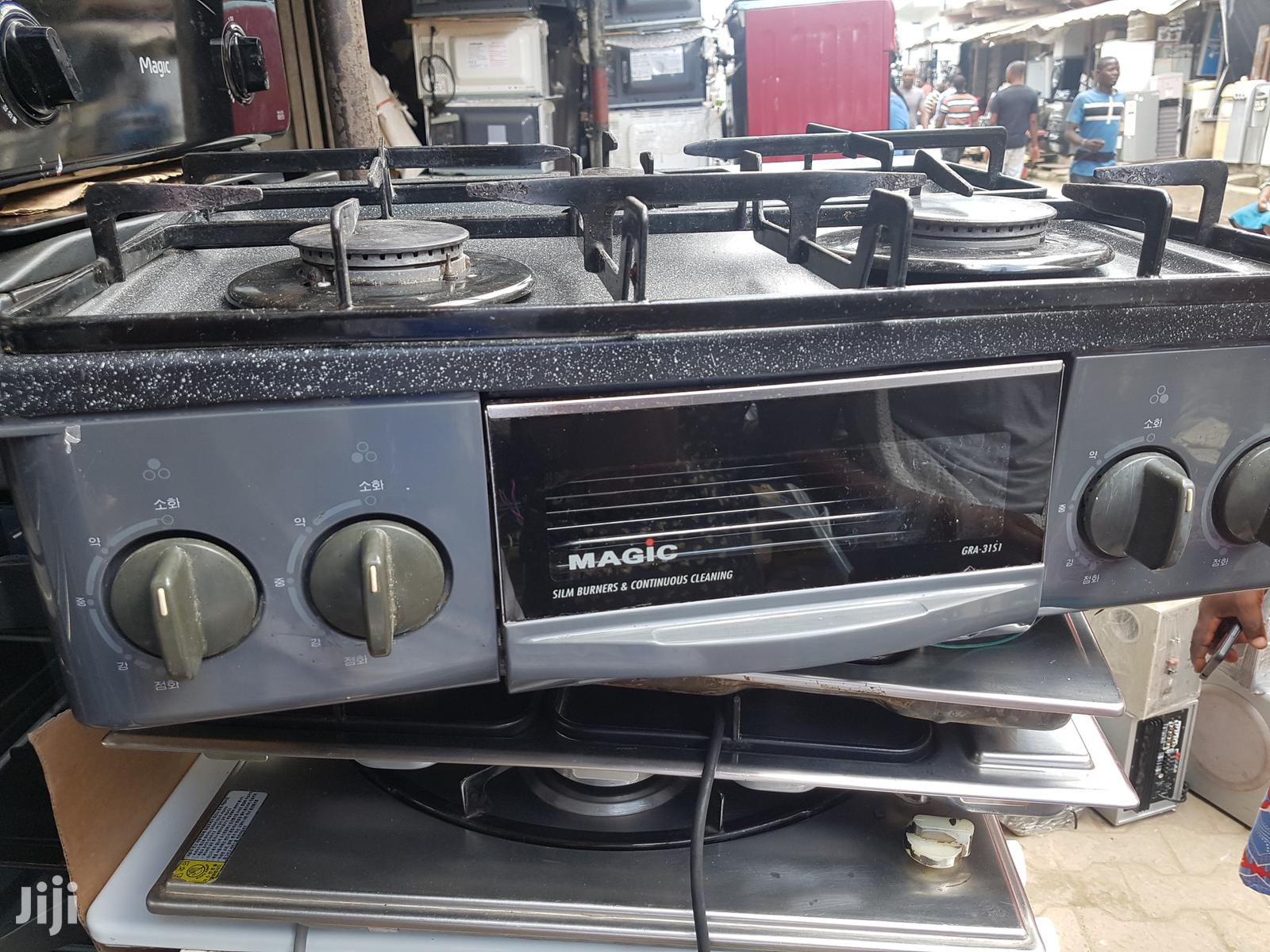 UK Used Table Top Gas Cooker | Restaurant & Catering Equipment for sale in Lagos State, Nigeria
