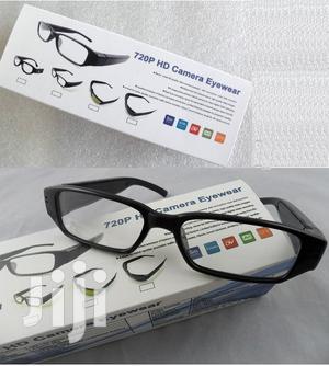 720P HD Spy Eyewear Glasses Hidden Camera   Security & Surveillance for sale in Lagos State, Ikeja