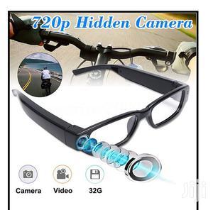 HD 720P Spy Camera Glasses Hidden Eyewear DVR   Security & Surveillance for sale in Lagos State, Ikeja