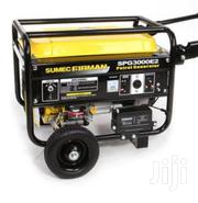 Sumec Firman Generator Spg 3000E2 With Key | Electrical Equipment for sale in Lagos State
