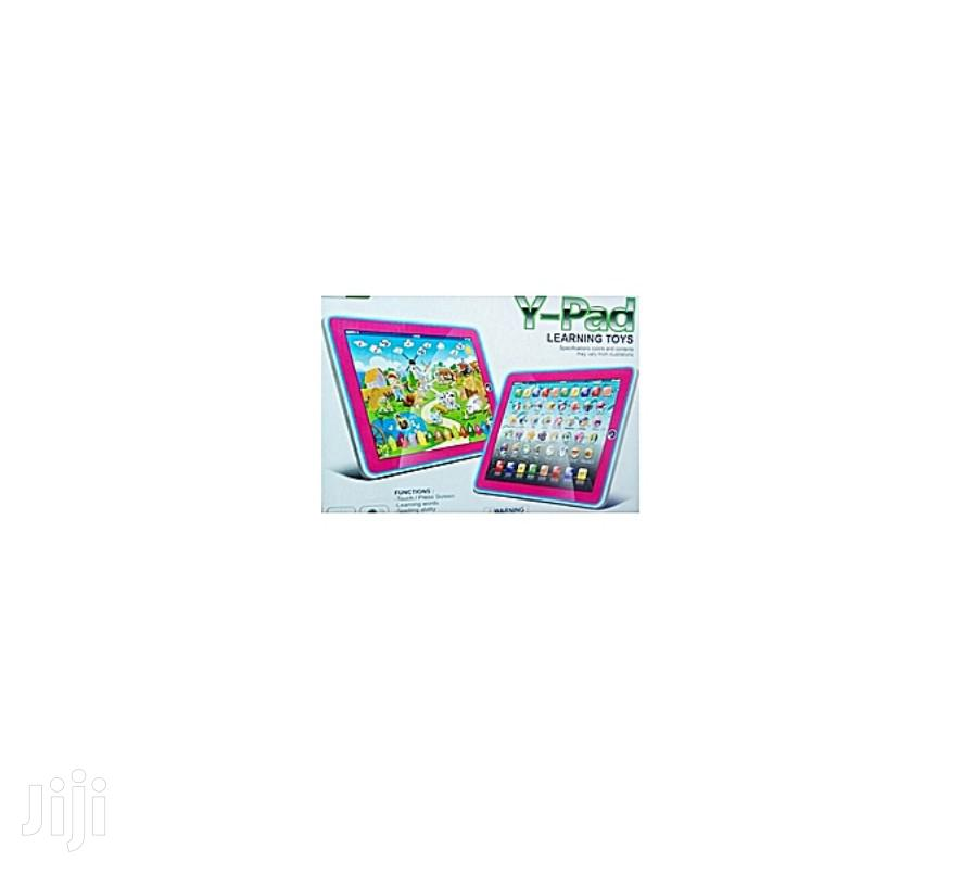 Y Pad Kids Educational iPad Learning Toy For Children 3+