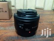 Yongnuo 50mm Lens For Canon And Nikon Cameras | Accessories & Supplies for Electronics for sale in Lagos State