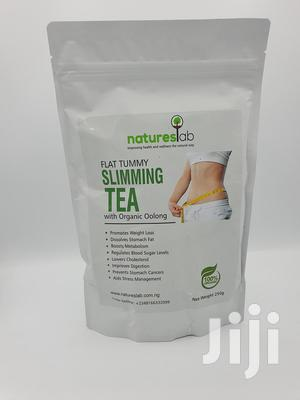 Natures Lab Flat Tummy Slimming Tea With Organic Oolong   Vitamins & Supplements for sale in Lagos State, Victoria Island
