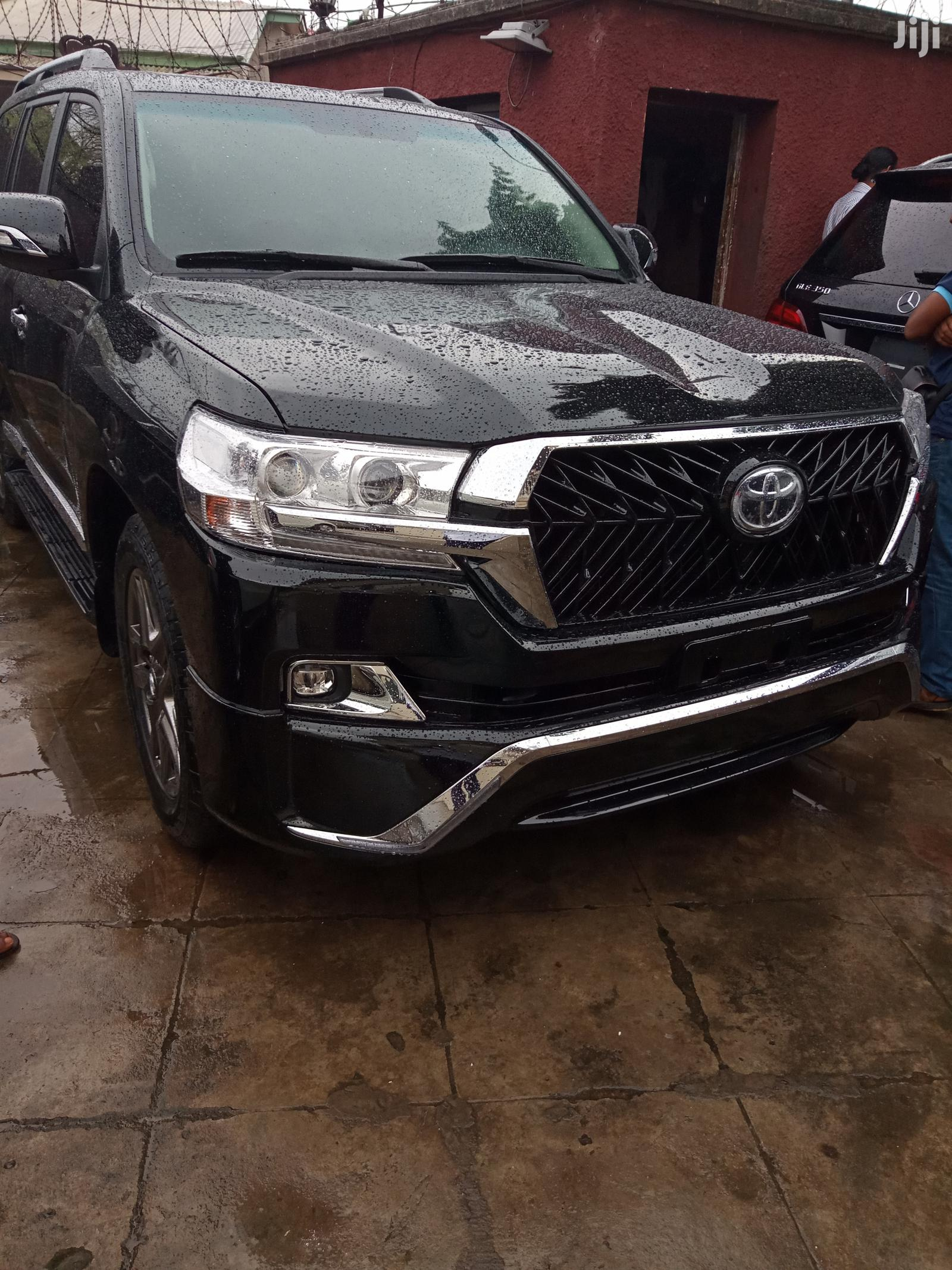 Toyota Land Cruiser 2018 Black   Cars for sale in Maryland, Lagos State, Nigeria