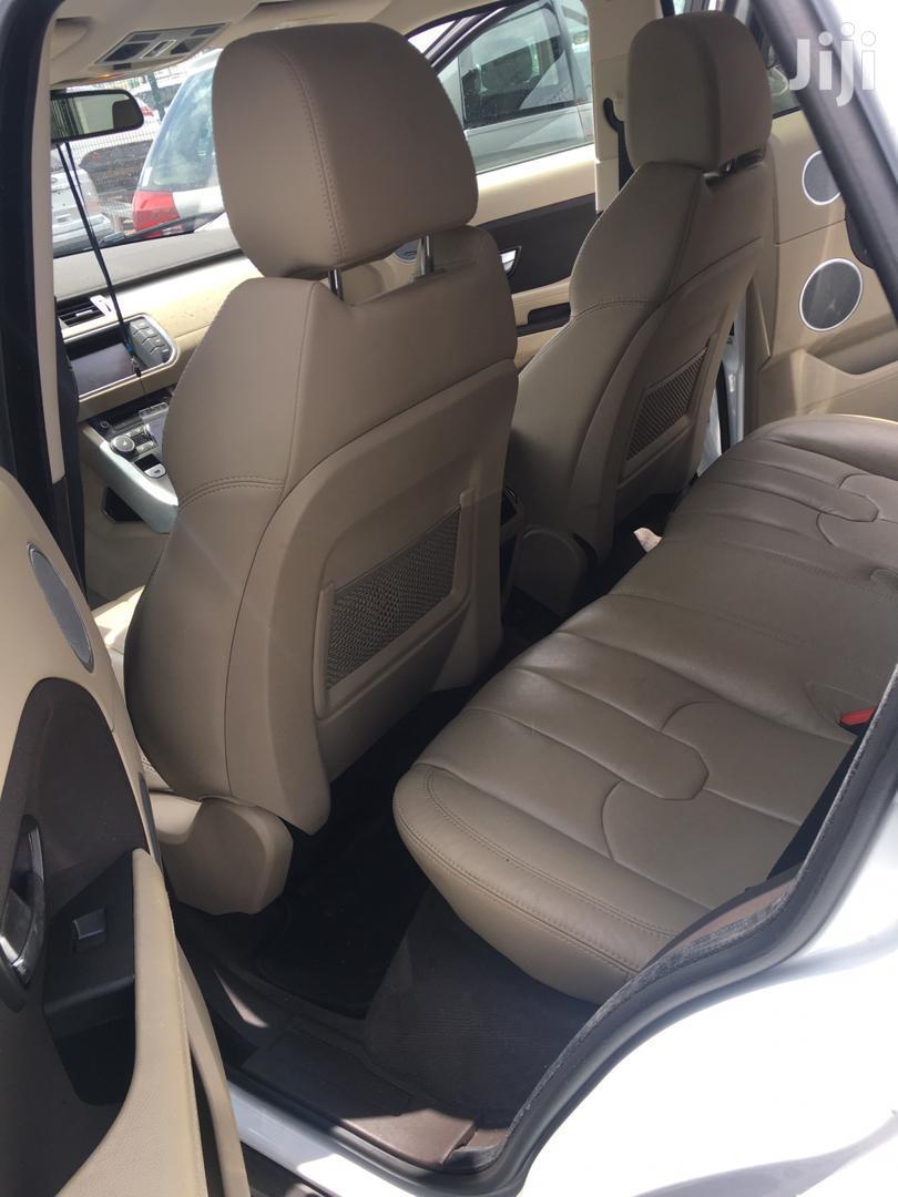 Land Rover Range Rover Evoque 2013 White | Cars for sale in Lekki, Lagos State, Nigeria