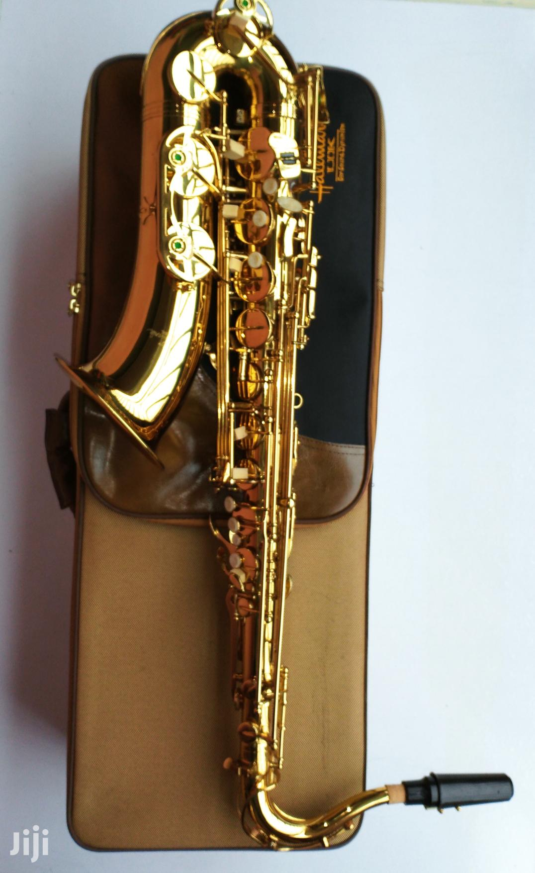 Hallmark-uk High Quality Tenor Sax | Musical Instruments & Gear for sale in Lagos State, Nigeria
