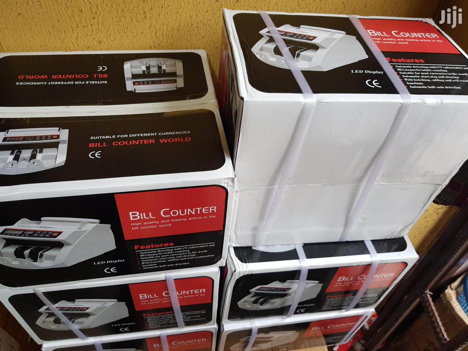 Bill Counter Counting Machine.