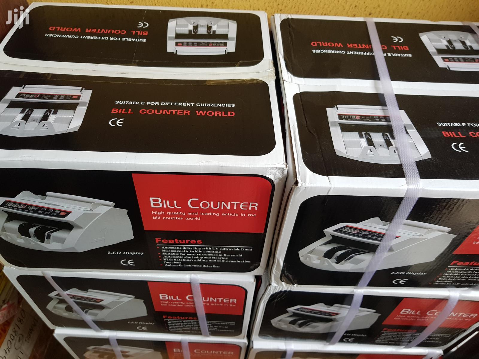 Bill Counter Counting Machine | Store Equipment for sale in Victoria Island, Lagos State, Nigeria