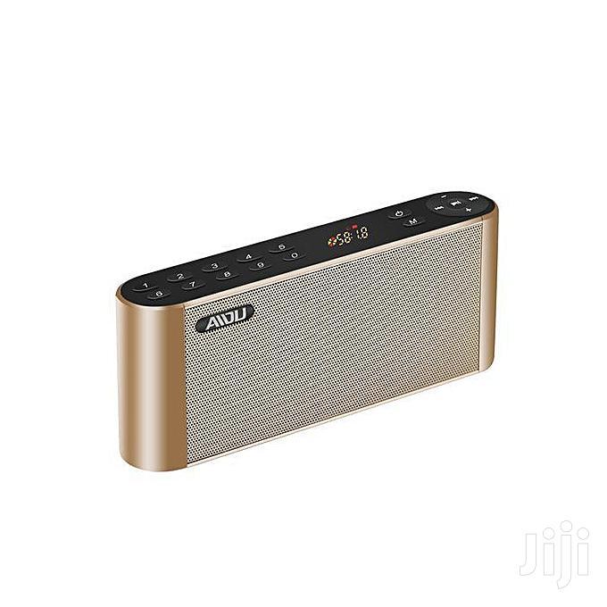 Pocket Audio Subwoofer Hifi Led Speaker With Mic | Audio & Music Equipment for sale in Ikoyi, Lagos State, Nigeria