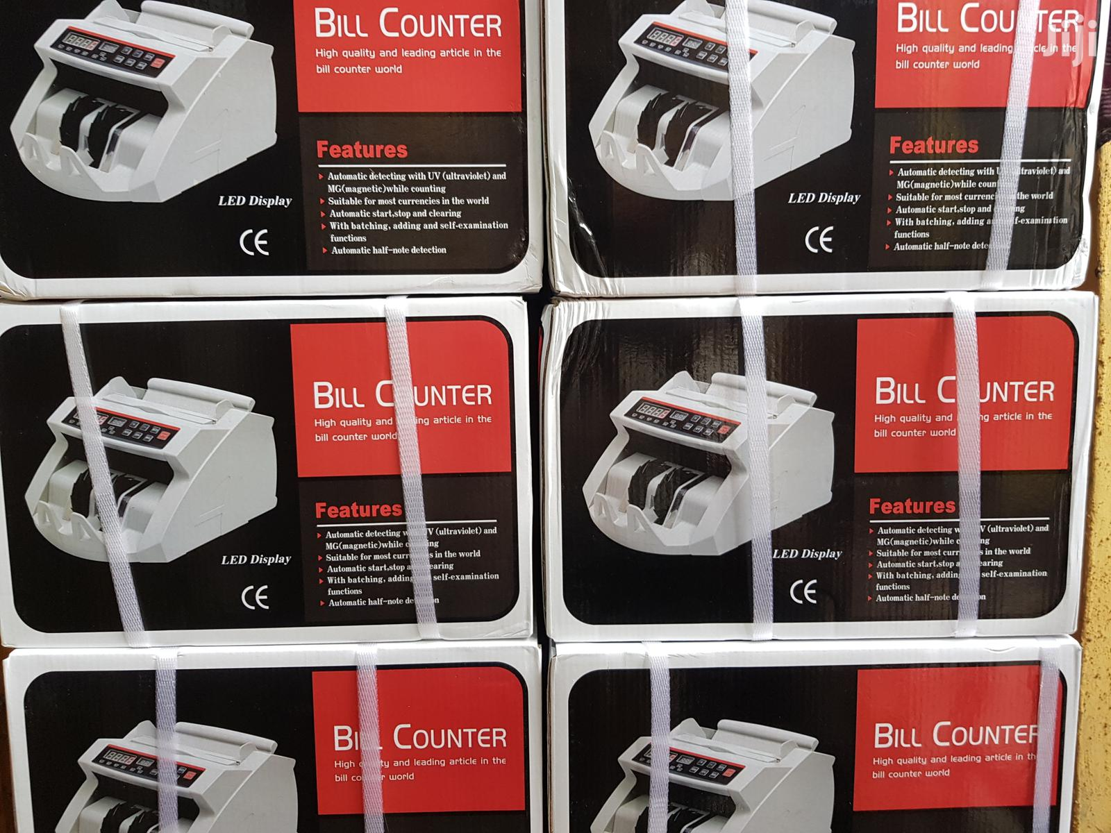 Bill Counter Counting Machine. | Store Equipment for sale in Lekki Phase 1, Lagos State, Nigeria