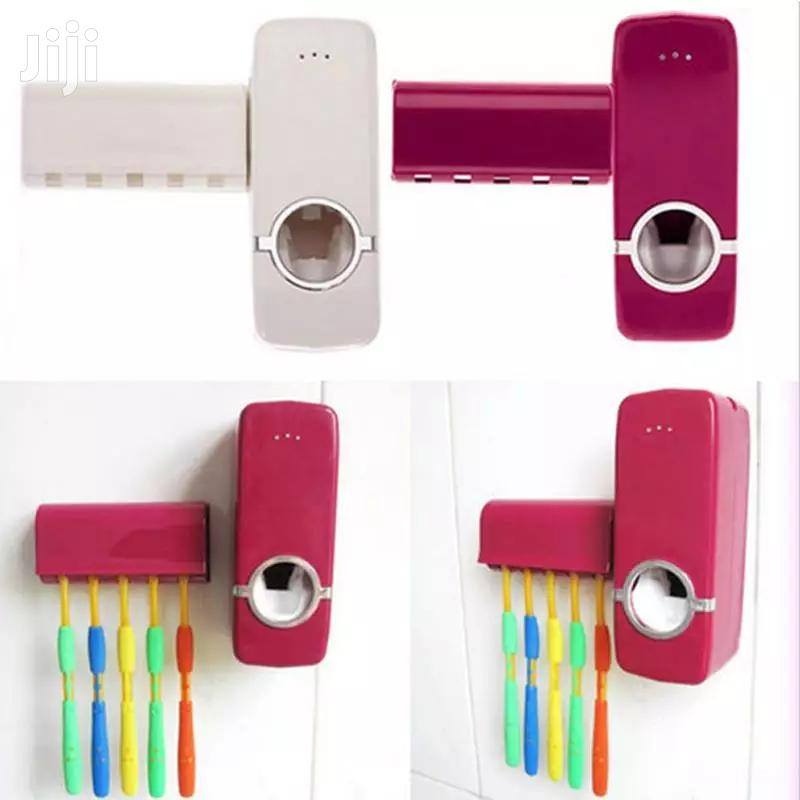 Toothpaste Dispenser | Home Accessories for sale in Ikeja, Lagos State, Nigeria