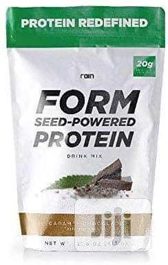 Archive: Rain Form Protein Nutritional Seed Supplement