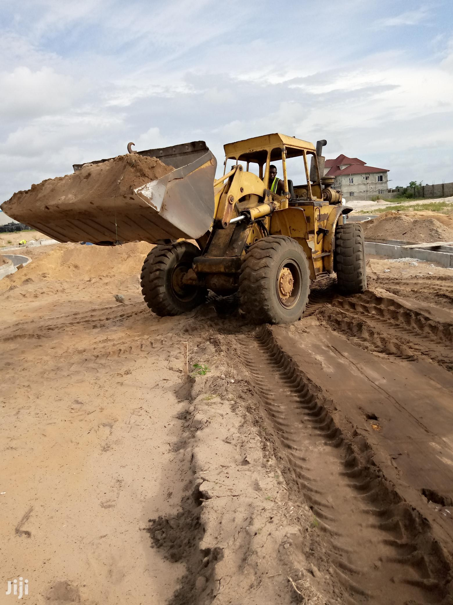 Cat 944 Payloader 1975 Yellow | Heavy Equipment for sale in Ibeju, Lagos State, Nigeria