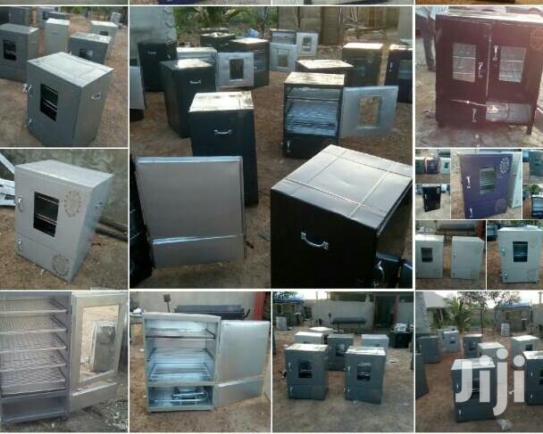 Easytech Charcoal And Gas Oven Enterprises