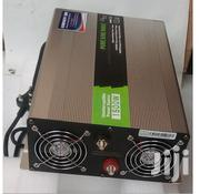 1500watts/12V Pure Sine Wave Inverter With UPS And AVS Functions | Computer Hardware for sale in Lagos State, Isolo