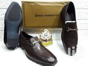 Chocolate Brown v. Verratti Designers Shoes | Shoes for sale in Lagos State, Lagos Island