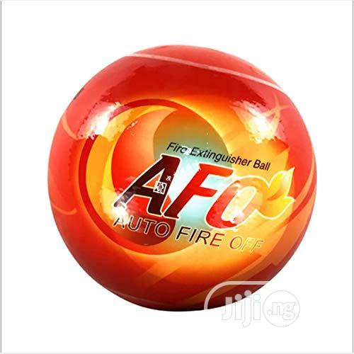 Quality Durable AFO Fire Extinguisher Ball At Affordable Prices