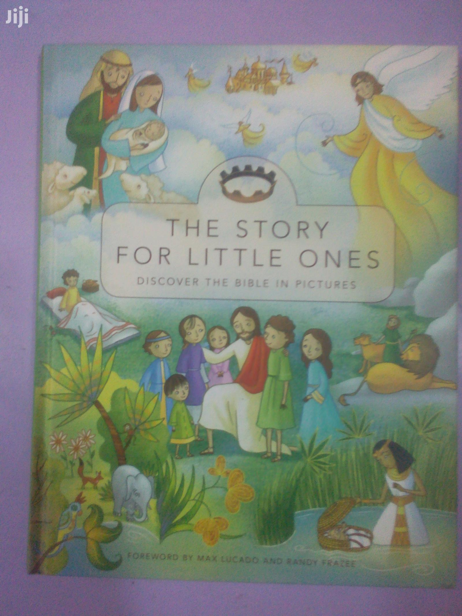 The Story For Little Ones. Discover The Bible In Picture
