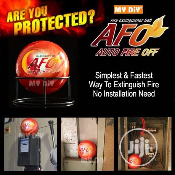 Fire Extinguisher Ball(AFO) At Bulk Purchases,Order Yours