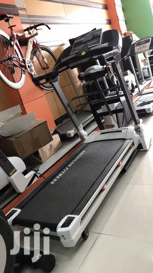 2.5hp Treadmill American Fitness   Sports Equipment for sale in Lagos State, Lekki