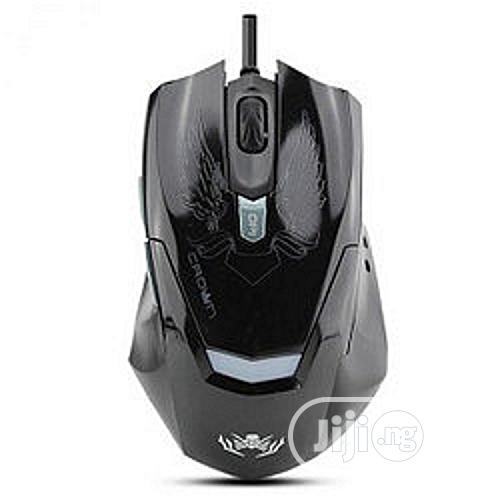 Crown Blaze-wired Gaming Mouse