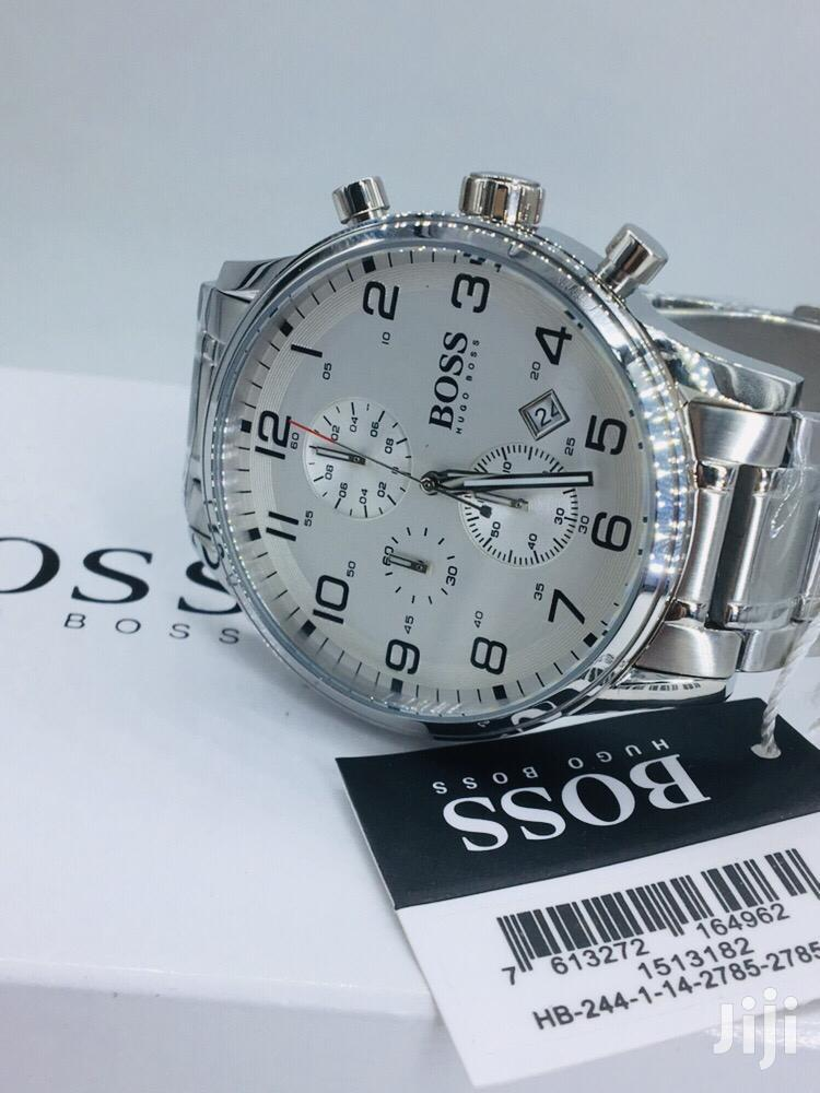 Hugo Bossx Quality Pure Stainless Steel