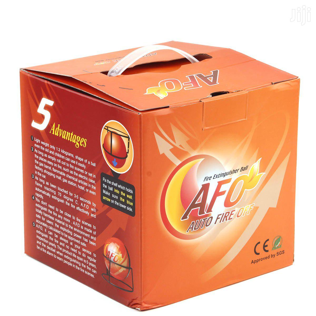 AFO Easy To Uses Fire Extinguisher Ball For Sale