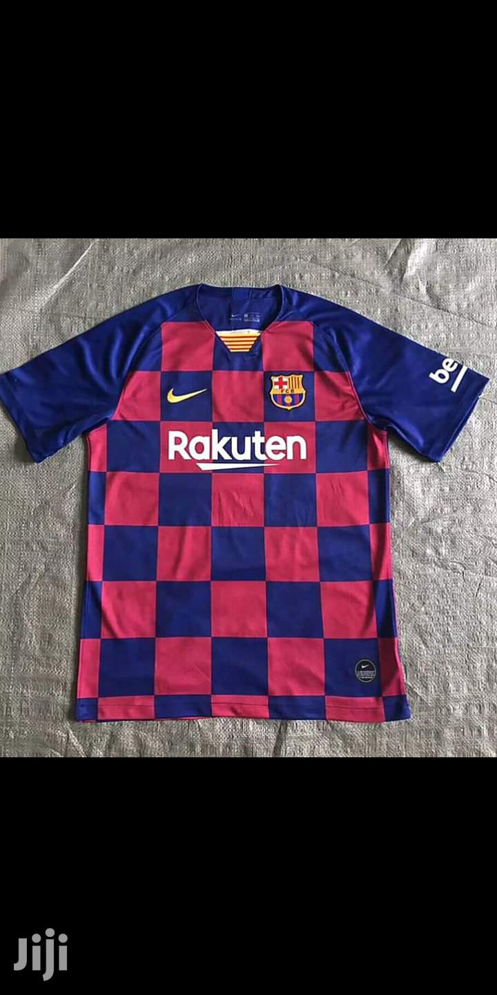 New Barcelona New Season Jersey 2019 2020 Club In Surulere Clothing Ehimare Ugochi Silver Ugochi Silver Jiji Ng For Sale In Surulere Buy Clothing From Ehimare Ugochi Silver Ugochi Silver On Jiji Ng