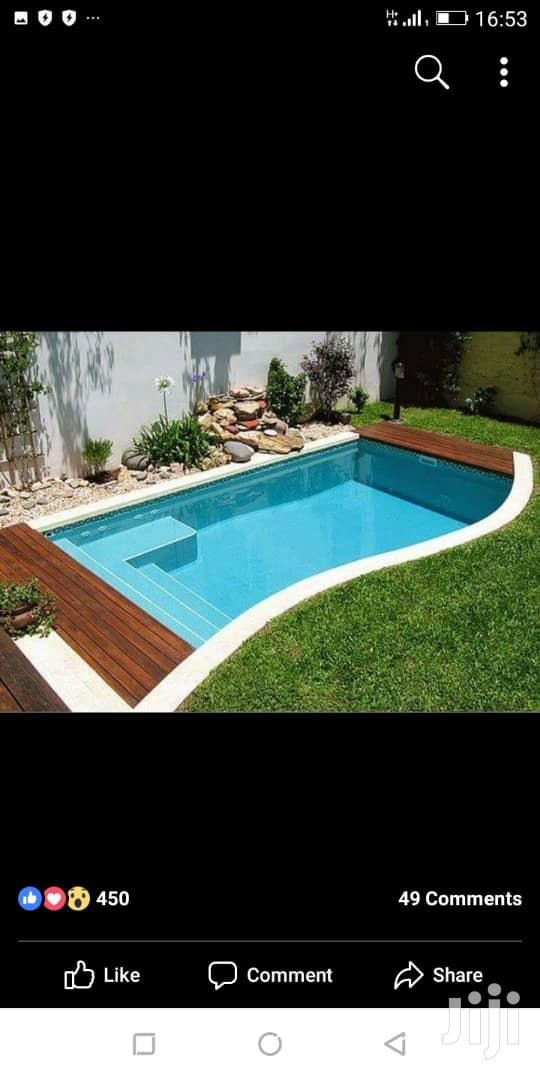 Swimming Pools Construction   Building & Trades Services for sale in Garki 2, Abuja (FCT) State, Nigeria