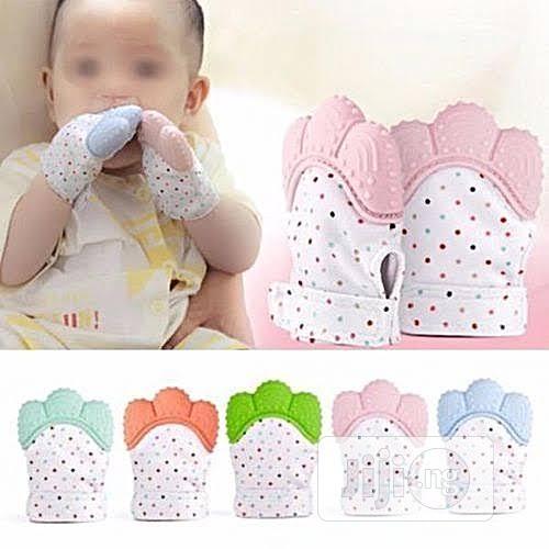 Baby Metten Teether Glove