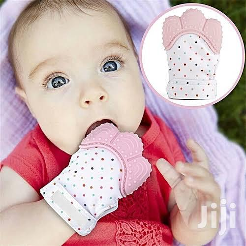 Baby Metten Teether Glove   Baby & Child Care for sale in Yaba, Lagos State, Nigeria
