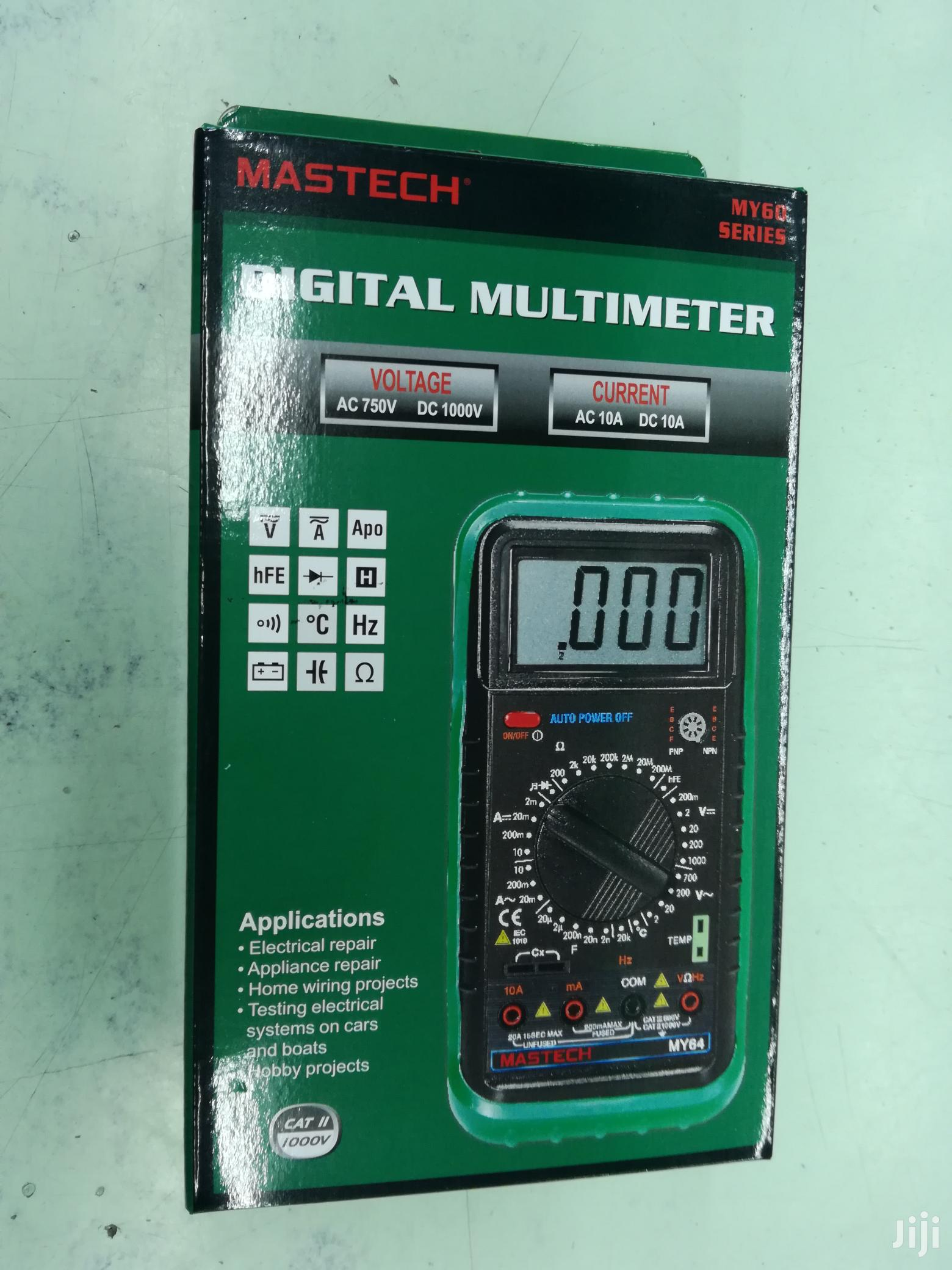 Mastech Ms2000g Clamp Meter | Measuring & Layout Tools for sale in Amuwo-Odofin, Lagos State, Nigeria