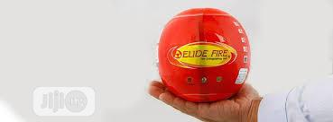 Easy To Use & Effective Elide Fire Extinguishing Ball For Sale