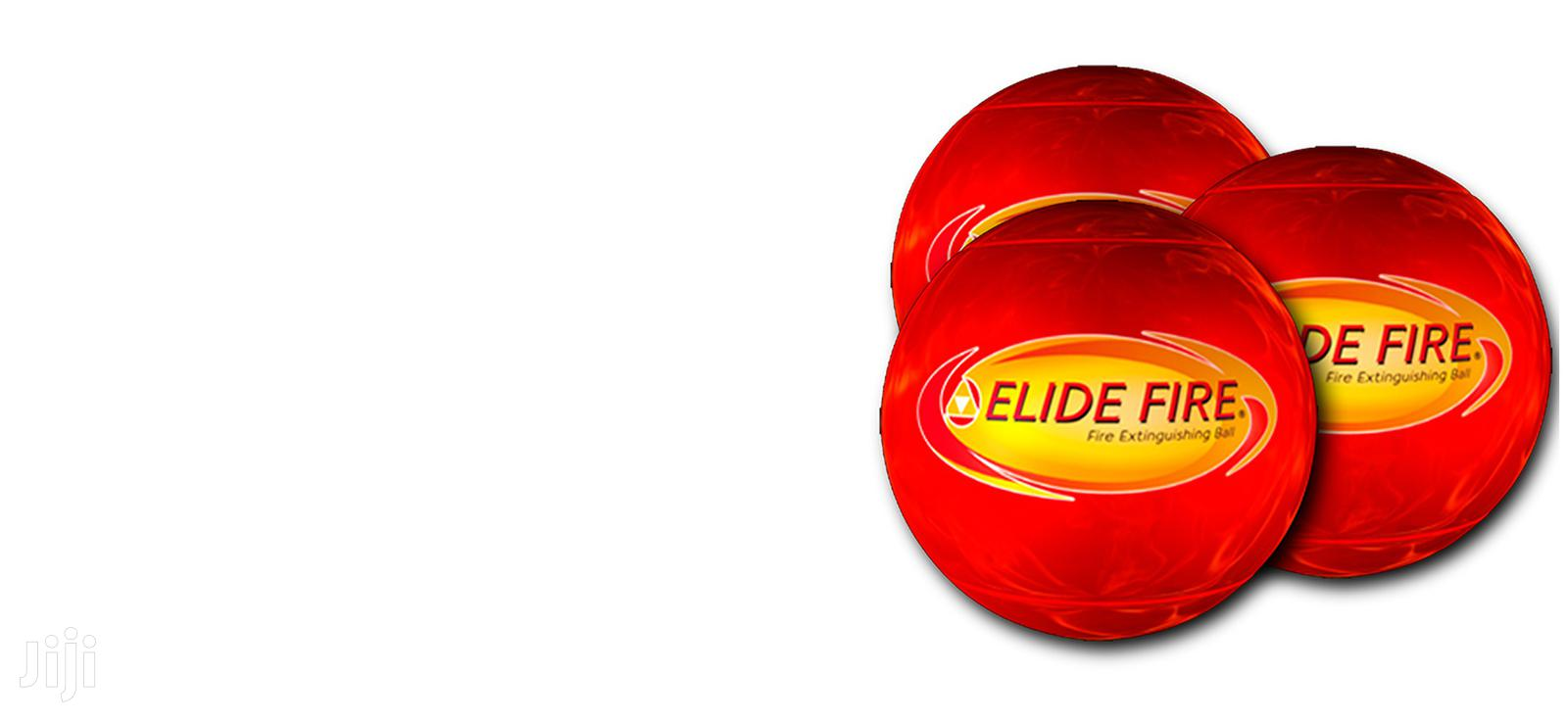 Effective Fire Extinguishing ELIDE Ball At Low Prices Nationwide