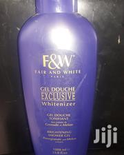 Fair White Exclusive Brightening Shower Gel | Bath & Body for sale in Lagos State, Ikotun/Igando