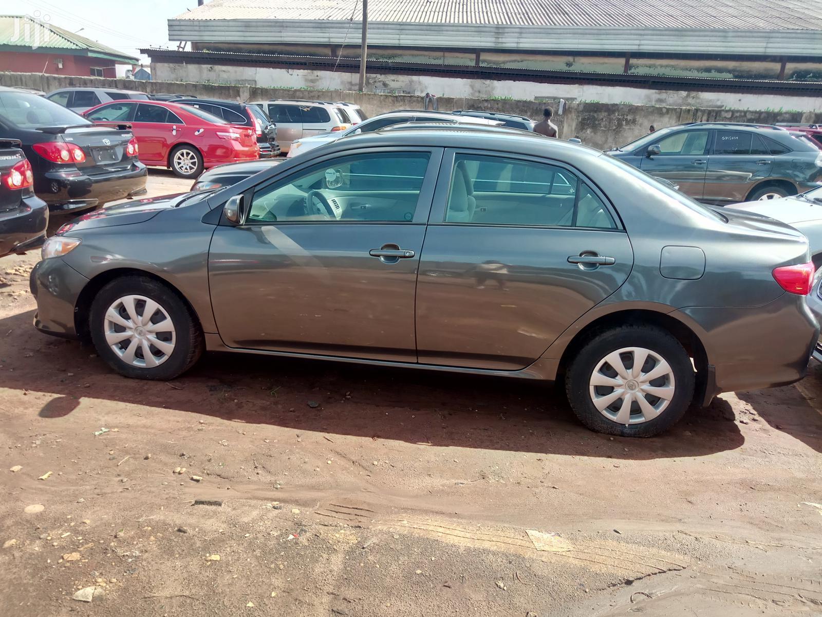 Toyota Corolla 2009 Gray | Cars for sale in Ikpoba-Okha, Edo State, Nigeria