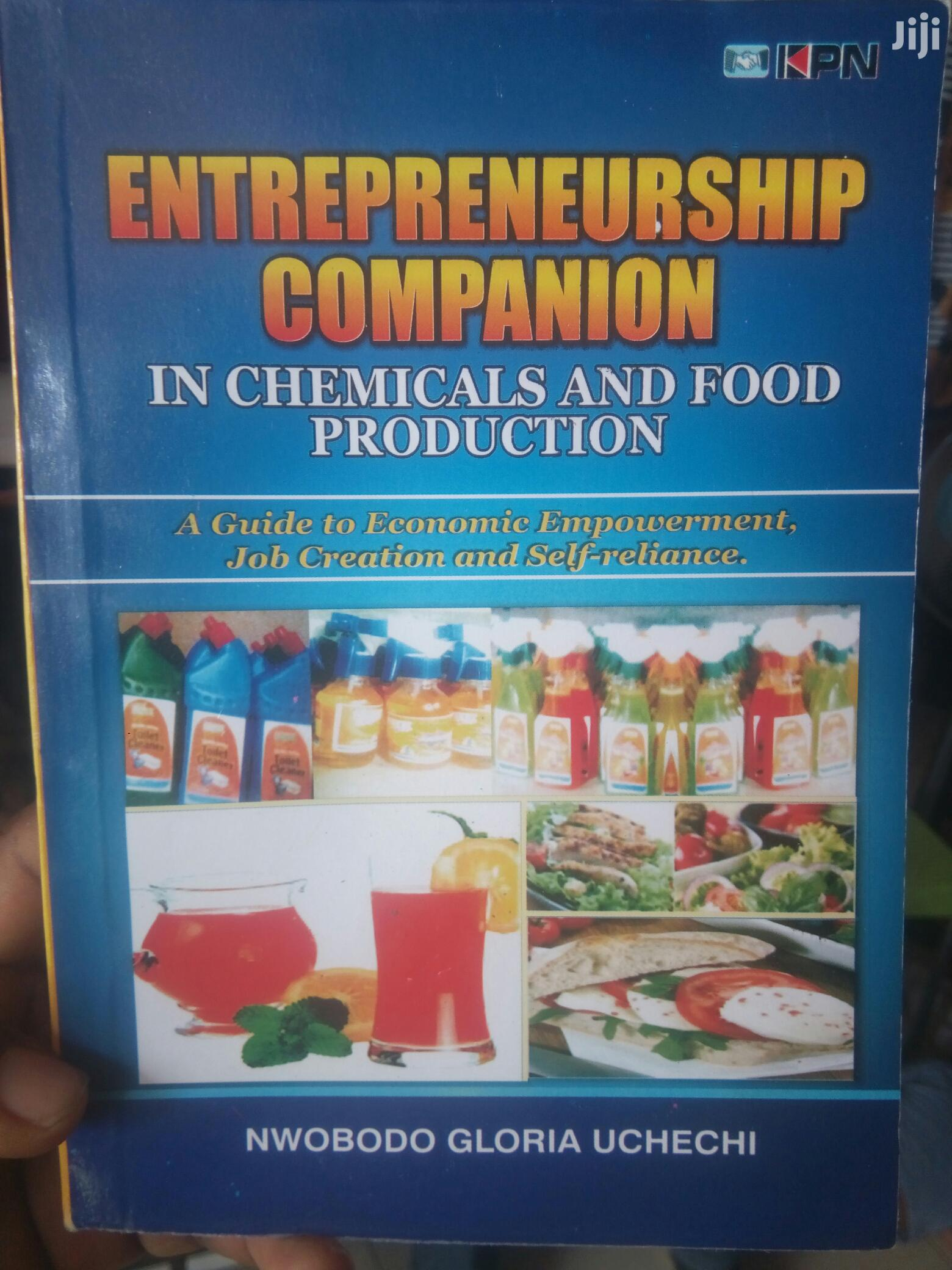 Entrepreneurship In Chemicals And Food Pro