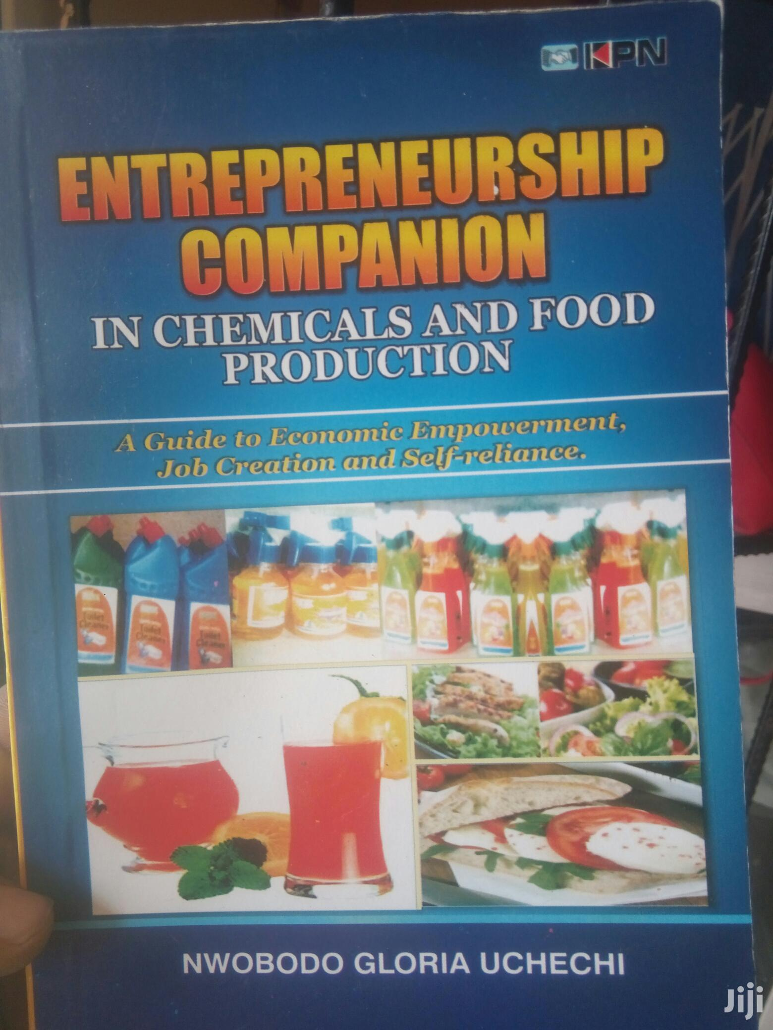 Entrepreneurship In Chemicals And Food Pro | Books & Games for sale in Agege, Lagos State, Nigeria