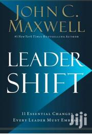 LEADERSHIFT John C. Maxwell | Books & Games for sale in Lagos State, Surulere