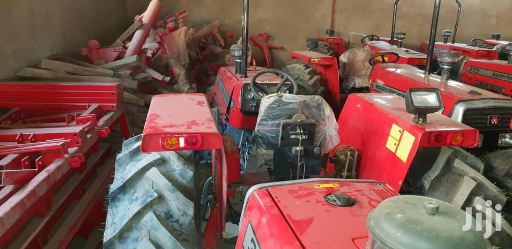 NEW MF 375 Tractor 75 HP For Sale | Heavy Equipment for sale in Central Business Dis, Abuja (FCT) State, Nigeria