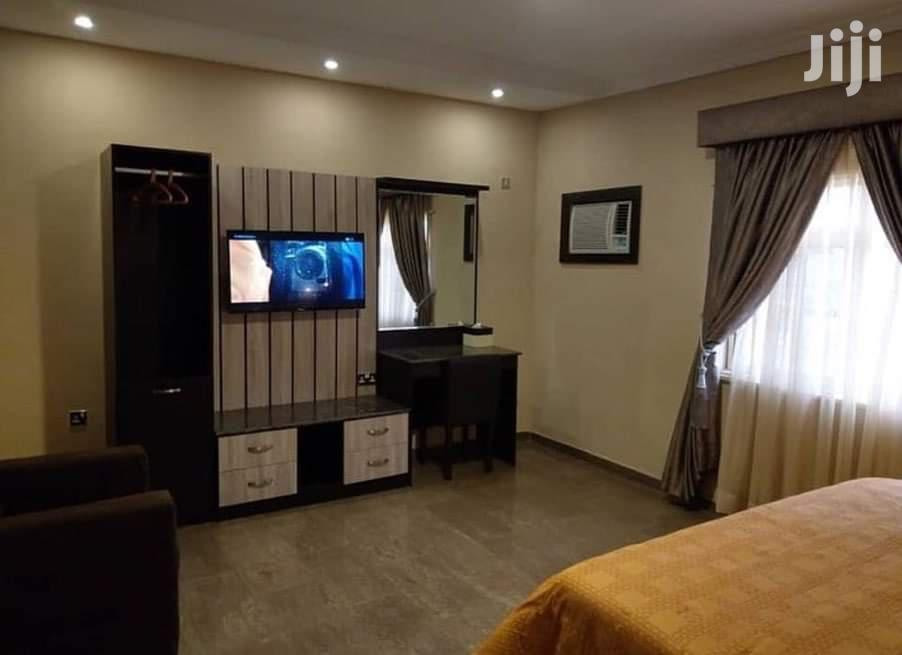 Hotel For Sale At Opebi - Ikeja. A 12 Rooms Functional Hotel