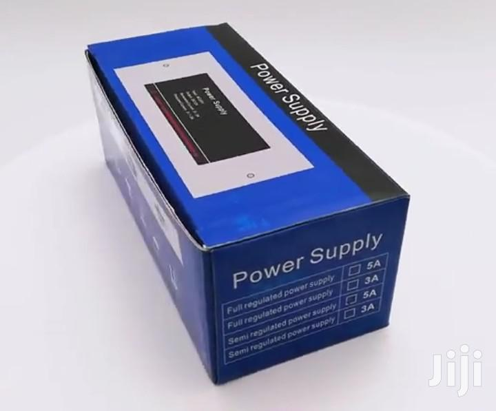 12V/3A DC Power Supply For Access Control