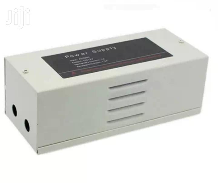 12V/3A DC Power Supply For Access Control | Computer Hardware for sale in Ikeja, Lagos State, Nigeria