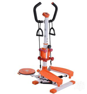 New Stepper With Twister | Sports Equipment for sale in Lagos State, Lagos Island (Eko)