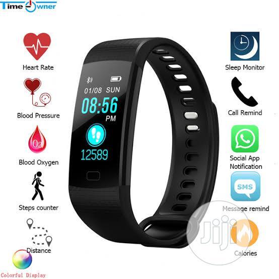 Y5 Smart Bracelet